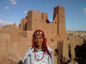 Latifa Kutani from Ouarzazate, Morocco