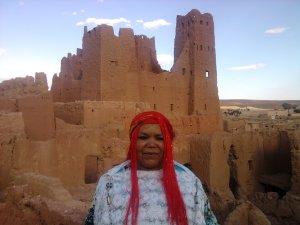 Khadija Ait Benamo from Ouarzazate, Morocco