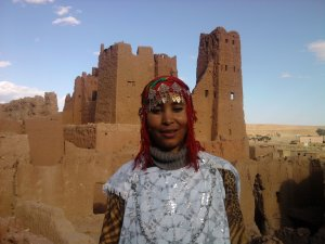 Samira Oubrka from Ouarzazate, Morocco