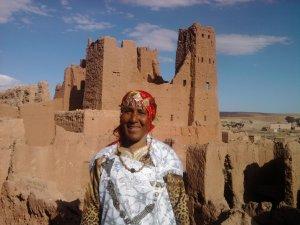 Fatima Bousey  from Ouarzazate, Morocco