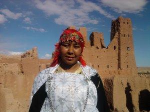 Amina Khadiss  from Ouarzazate, Morocco