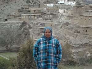 Fatima Elmekkaoui  from Sidi Yahya Ou Youssef, Morocco