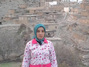 Khadija Sabir  from Sidi Yahya Ou Youssef, Morocco