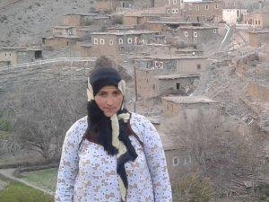 Malika Qerchi  from Sidi Yahya Ou Youssef, Morocco