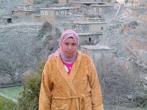 Naima Elmaskine from Sidi Yahya Ou Youssef, Morocco