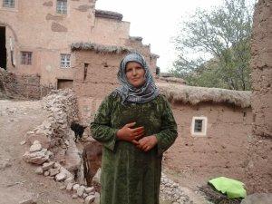 Aisha Ait Issa  from Ait Bouguemez, Morocco