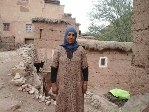 Hara Jadi  from Ait Bouguemez, Morocco