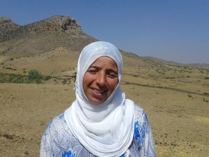 Hafida Mahboub  from Souq El Hed, Morocco