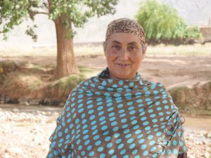 Aicha Bousseta from Ait Hamza, Morocco