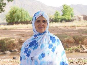 Aicha Blaid from Ait Hamza, Morocco