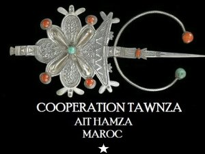 Cooperative Tawnza from Ait Hamza, Morocco