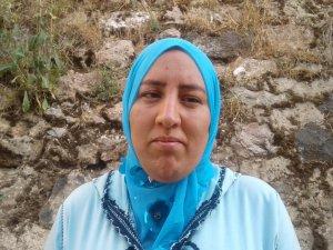 Jamila Rachidi from Ain Leuh, Morocco