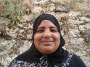 Khadija El Abdi from Ain Leuh, Morocco