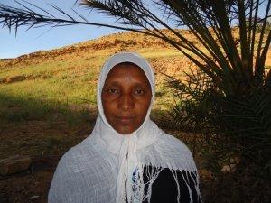 Fatima Dadsi from Goulmima, Morocco