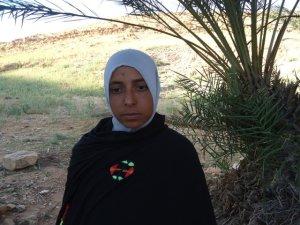 Saida Skour from Goulmima, Morocco