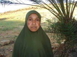 Chaouai Naima from Goulmima, Morocco