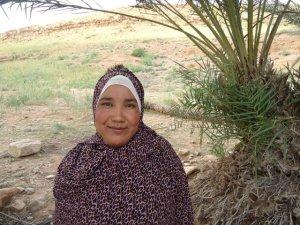 Rachida Ibour from Goulmima, Morocco