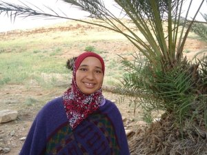 Nora Ait Alal from Goulmima, Morocco