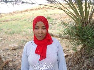 Nadia Ouahi from Goulmima, Morocco
