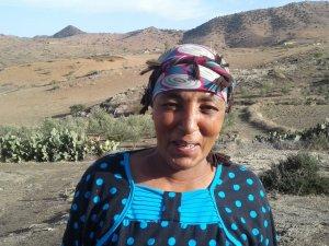 Tarchkikt Sadiki from Souq El Hed, Morocco