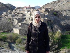 Imani Rabia from Sidi Yahya Ou Youssef, Morocco