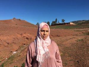 Halima Aissaoui from Khenifra, Morocco