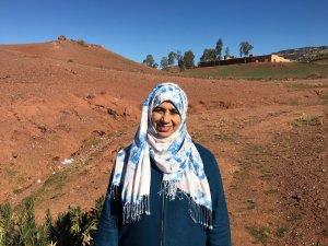 Batoul Naatit from Khenifra, Morocco