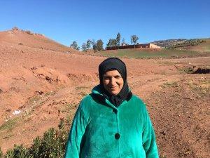 Rabha Boulman from Khenifra, Morocco