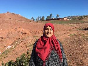 Hbouba Amrous from Khenifra, Morocco