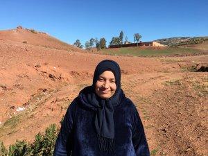 Hayat Ousbigh from Khenifra, Morocco