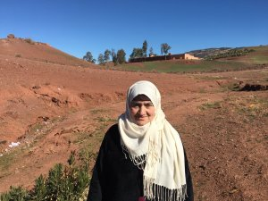 Fatoma Kninzaa from Khenifra, Morocco