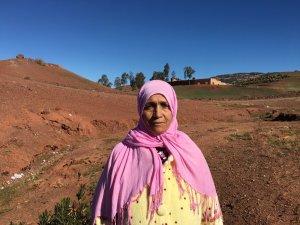 Fatima Ousbigh from Khenifra, Morocco