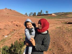 Aicha Khenifar from Khenifra, Morocco