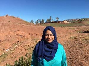 Mayssae Ousbigh from Khenifra, Morocco