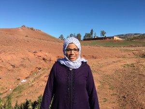 Rachida Ousbigh from Khenifra, Morocco