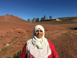 Mlouda Amrous from Khenifra, Morocco