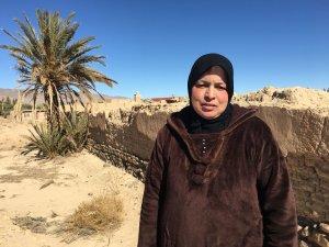 Zahra Afkir from Talsint, Morocco