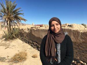 Fouzia Akallouf from Talsint, Morocco