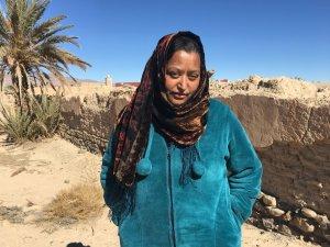 Fadila Aghray from Talsint, Morocco
