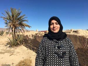 Radia Awrar from Talsint, Morocco