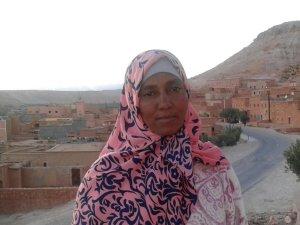 Khadija atraz from Ouarzazate, Morocco