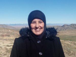 Akkaoui  yamna from Midelt, Morocco