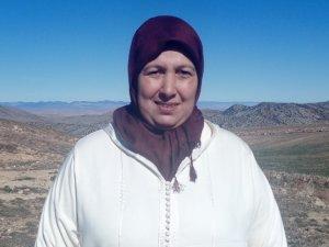 Akkaoui Rquia from Midelt, Morocco