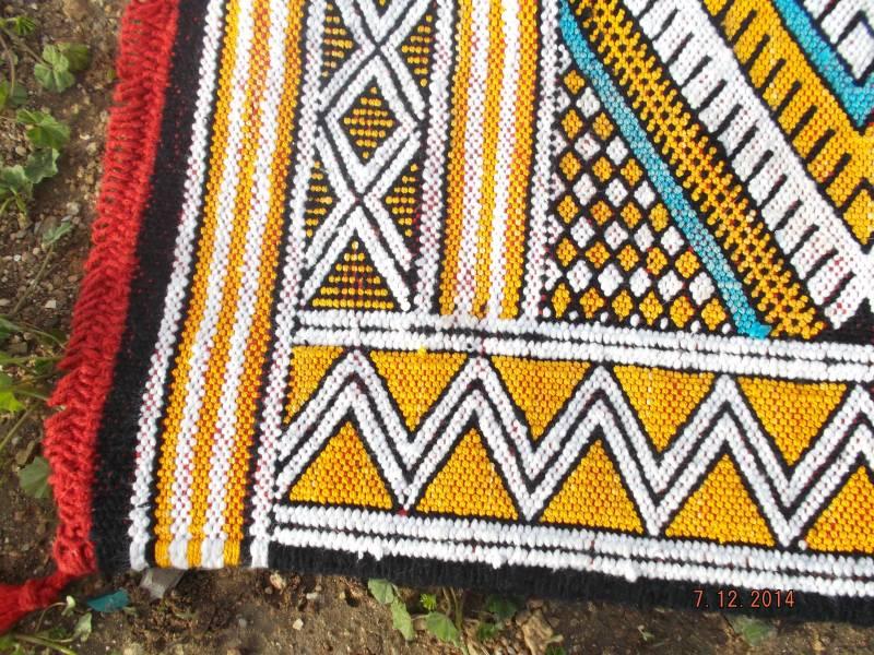 Colored Sedda  and Sabra Thread  Hanbel