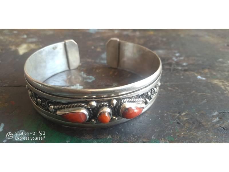 Red, Black  Bracelet