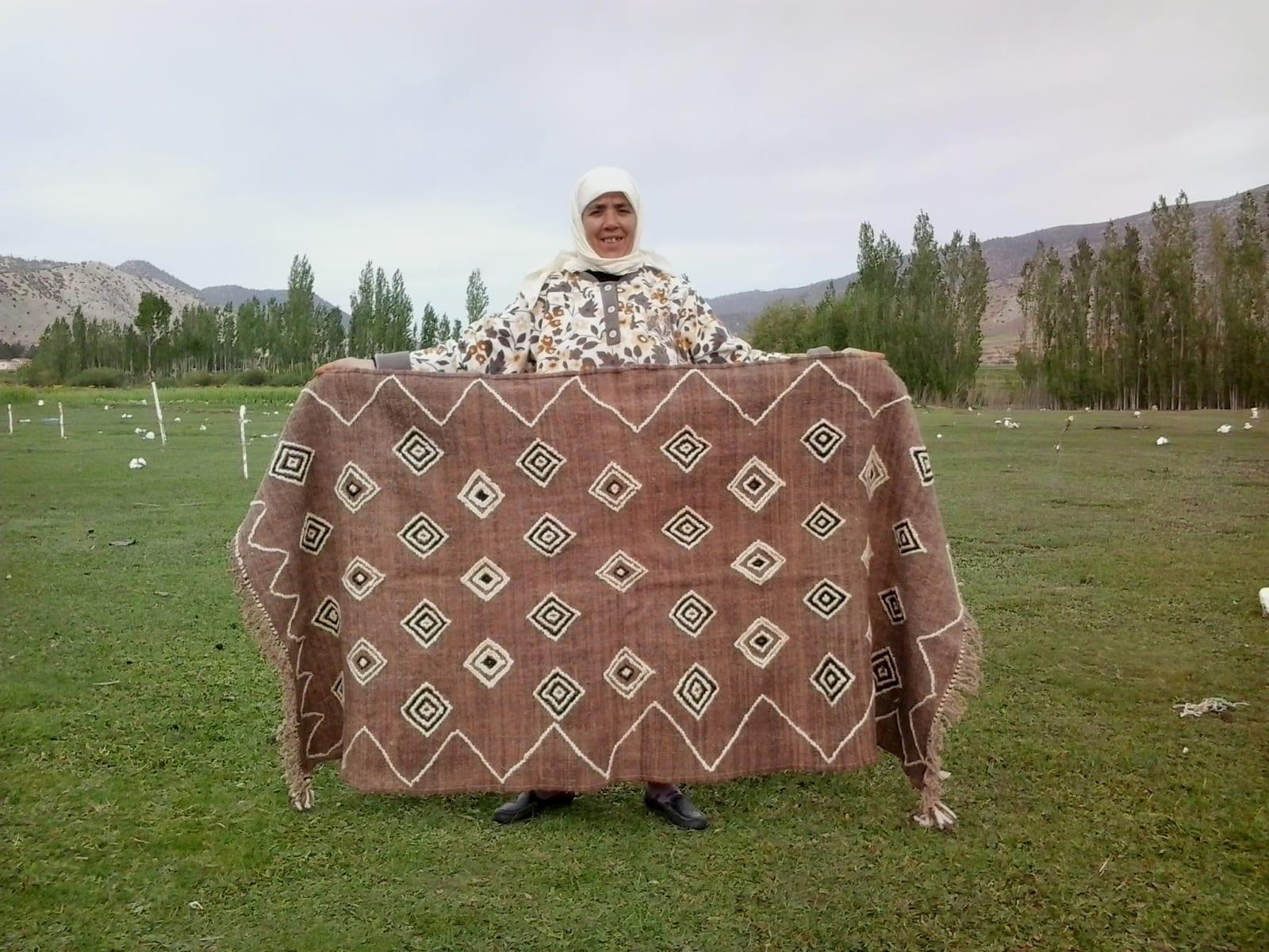 2761  Brown, Black Morocco