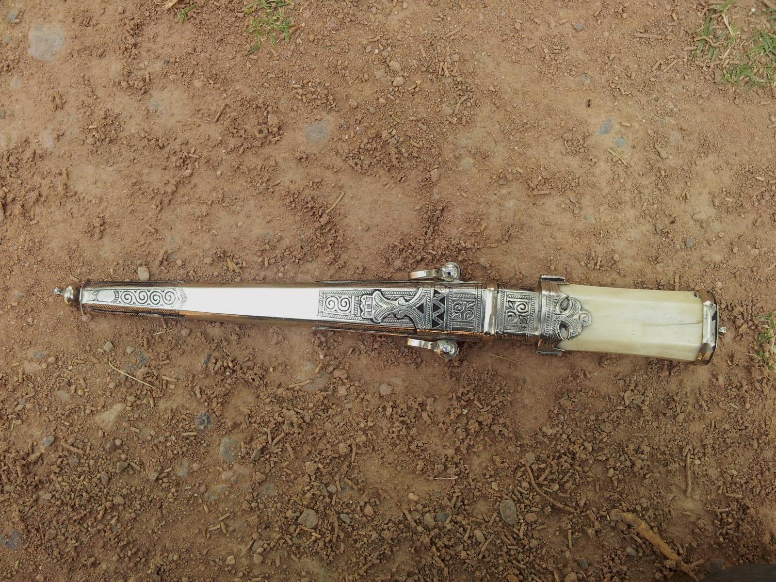 Straight Dagger