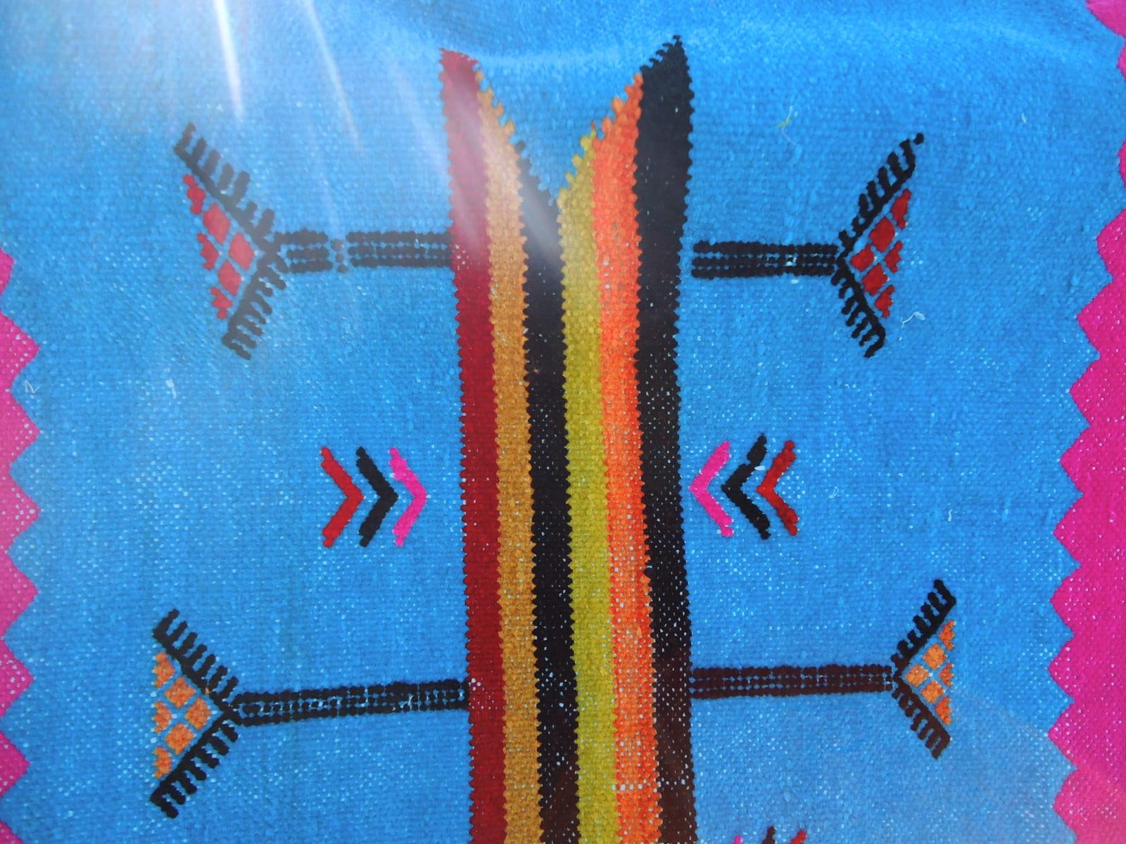 Hanbel Rug Chenille - Morba Colored Morocco
