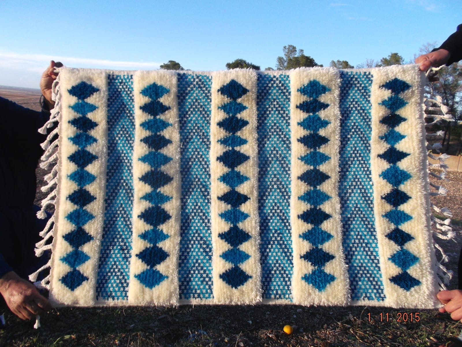 Kantorian Carpet