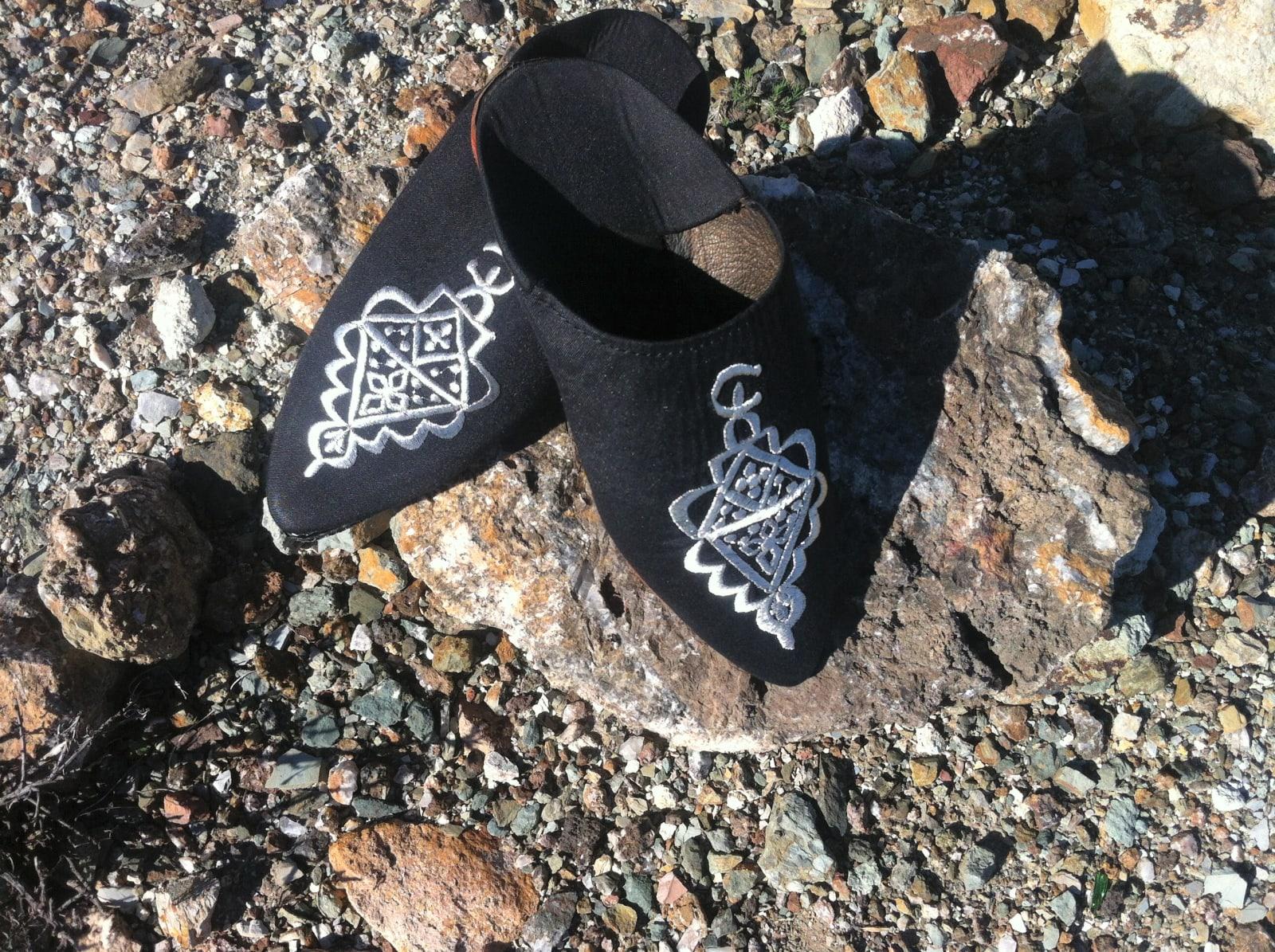 Moroccan Slippers (Babush Babush)